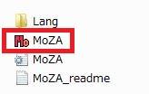 MoZA(もざ)