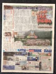 スポーツニッポン新聞(スポニチ)西部版2018年6月20日発売