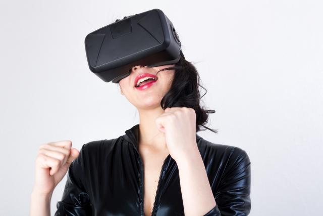 VRシステム対応のアダルト動画で先行者利益を獲得してください!